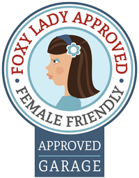 Foxy Lady Approved Garage